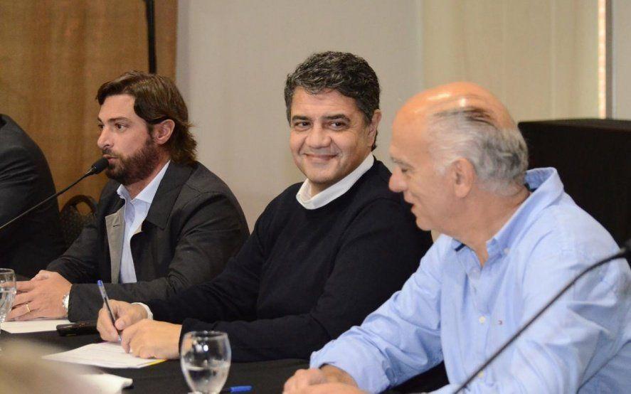 Jorge Macri asumió la presidencia del PRO y aprovechó para calentar la interna peronista