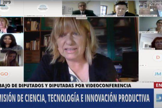 """La videoconferencia de hoy en Diputados trata sobre """"Articulación del sistema científico-tecnológico con el sistema productivo: formación de recursos humanos, líneas prioritarias, modelos en clave comparada"""""""