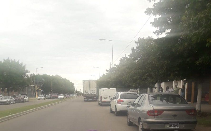 La Plata: un ciclista murió ayer en un accidente y aún no pudo ser identificado