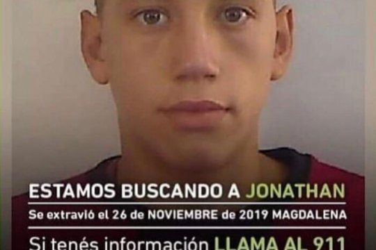 un joven de 19 anos lleva diez dias desaparecido y crece la tension y los operativos de busqueda