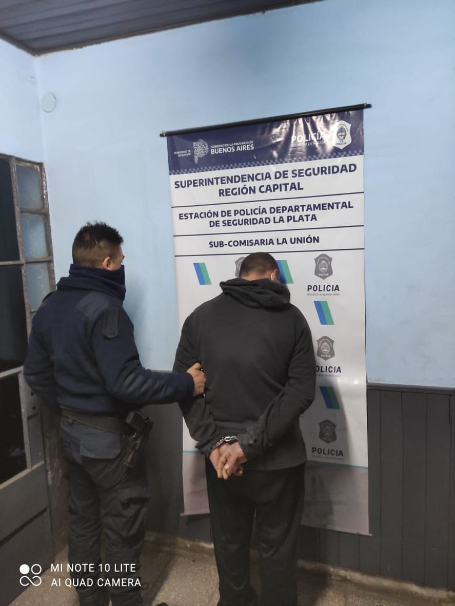 El hombre detenido en San Carlos acusado por violencia de género