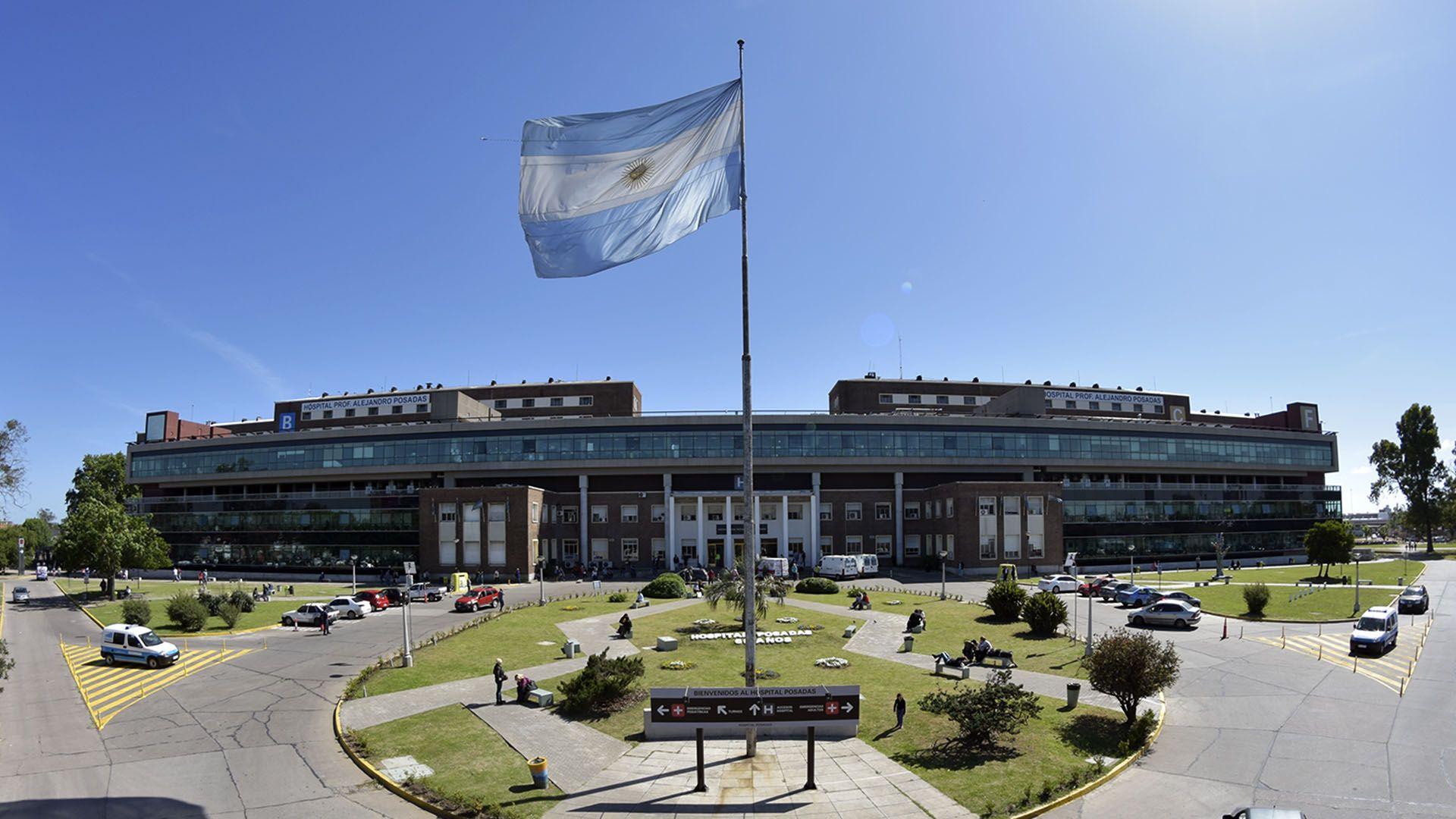 El laboratorio del Hospital Posadas no detectó casos positivos en 24 horas