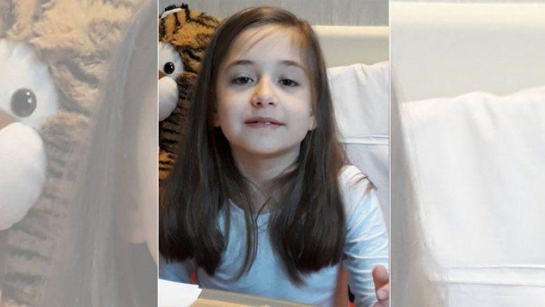 Un donante para Justina: tiene ocho años y necesita un trasplante de médula ósea