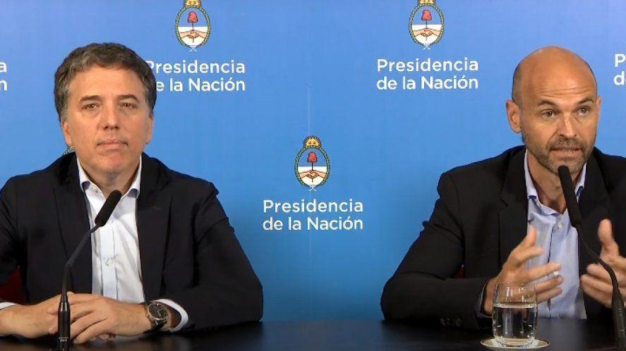 Los ex ministros de Hacienda