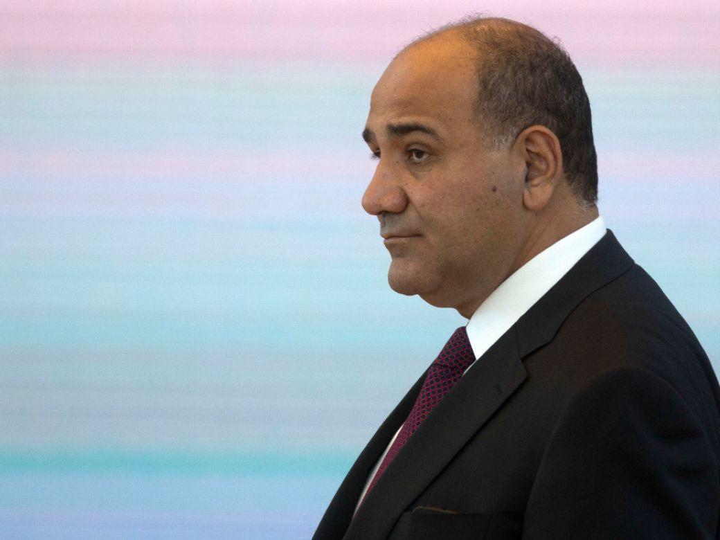 El nuevo jefe de Gabinete, Juan Manzur