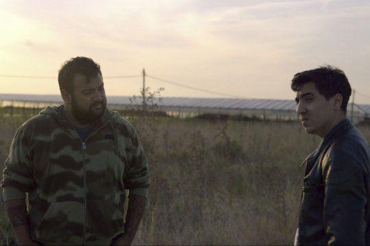 Pablo Saldías Kloster y Rodrigo Torres protagonizan la película sobre el hecho más traumático de sus vidas. Foto: @implosion.pelicula.