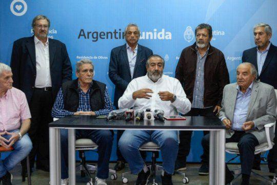 cgt y uia acordaron extender por dos meses el acuerdo por suspensiones masivas