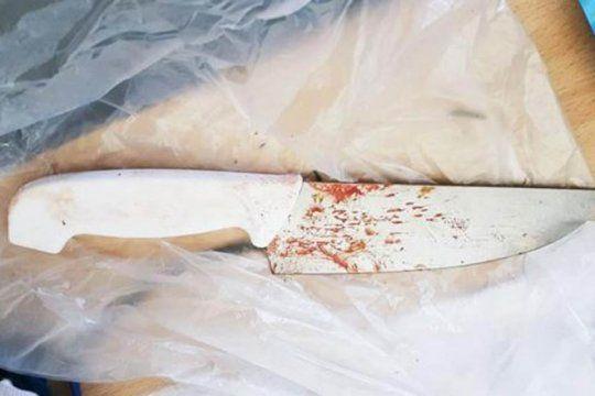 tigre: asesinan a un joven de una punalada por la espalda