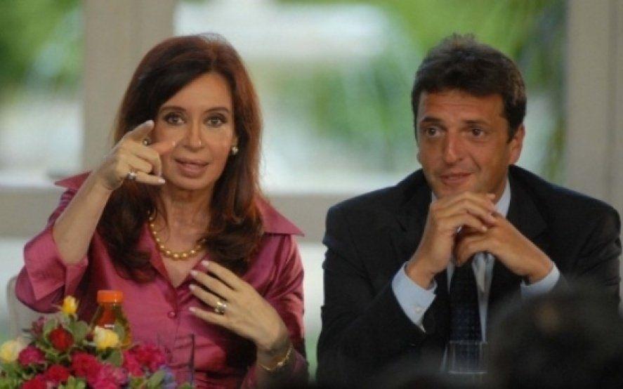 A una semana de las PASO, Massa y Cristina se verán juntos en Tigre