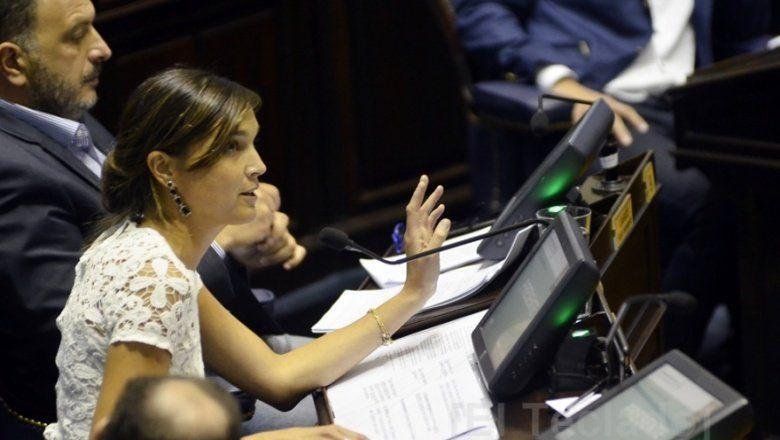 La exdiputada Rocío Giaccone vuelve al ruedo como candidata en estas elecciones