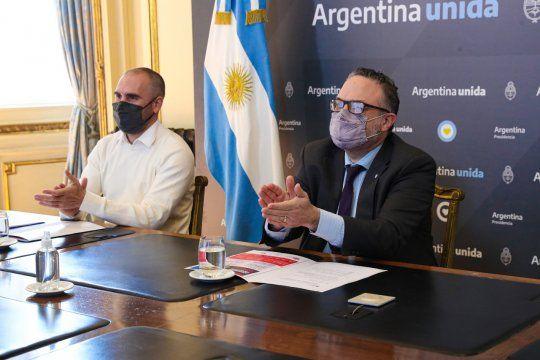 Matías Kulfas encabezará el anuncio del proyecto de ley para legalizar el cannabis medicinal.