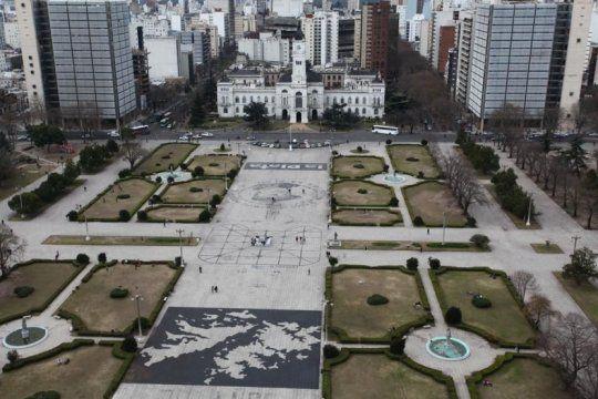 ex combatientes iluminaran el mural de las malvinas mas grande de latinoamerica en homenaje a los caidos