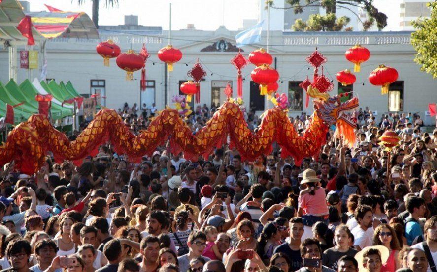 No se suspende: La Plata celebra el Año Nuevo Chino 2019 con entrada libre y gratuita