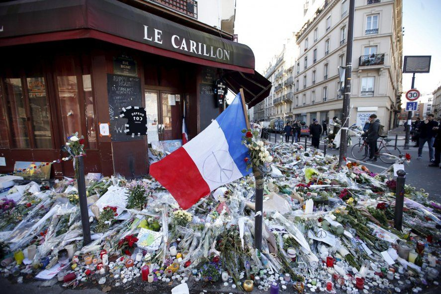 Atentados en Francia