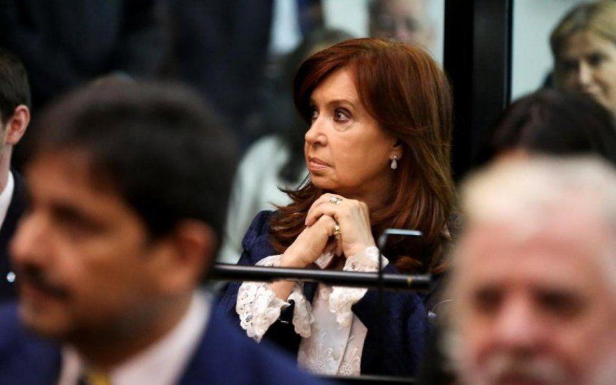 El pedido de desafuero para Cristina Fernández ya ingresó al Senado