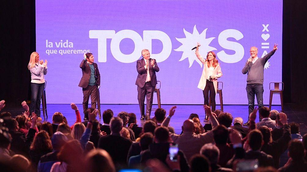 El Frente de Todos busca revertir los votos en la provincia de Buenos Aires.