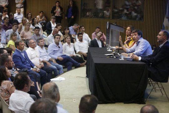 avanza la implementacion de argentina contra el hambre en la provincia