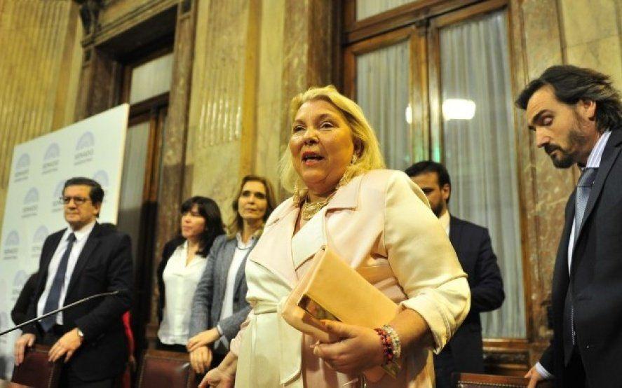 Carrió pide más mujeres en la Justicia: la diputada presentó un proyecto de paridad de género