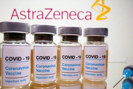 Llegarán 4 millones de vacunas de astrazeneca en mayo