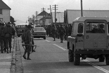 Más de 23.000 argentinos y argentinas combatieron en la Guerra de Malvinas. Algunos se volvieron héroes. Marcelo Olindi, dice, se volvió un antihéroe.