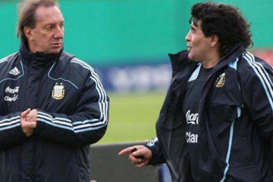 Bilardo y Maradona: una combinación explosiva y una historia de mil capítulos.