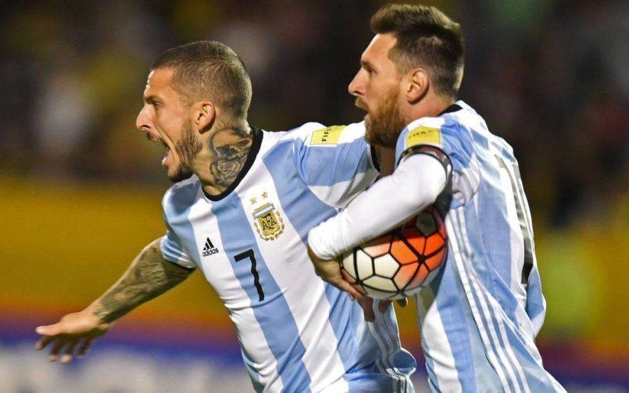 Con Messi y varias figuras de la Superliga, se conoció la nueva lista de la Selección