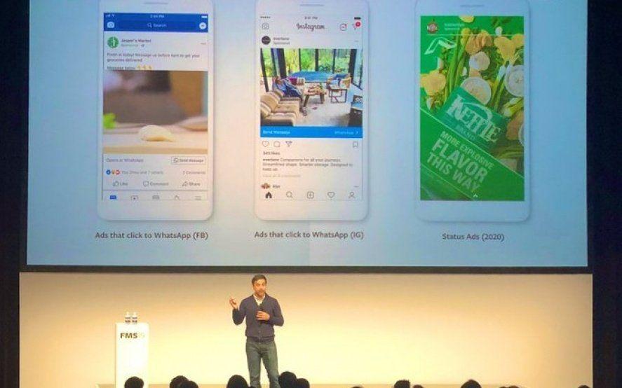 WhatsApp incluirá publicidad en 2020: así se verán los anuncios en la pantalla