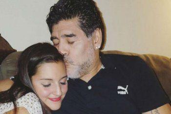 Diego y Jana, inseparables desde 2014. Luque habló de más.