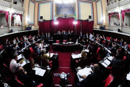 el senado realizara una sesion especial por la ley micaela