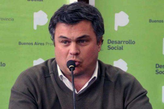 El exministro de Desarrollo Social, Santiago López Medrano