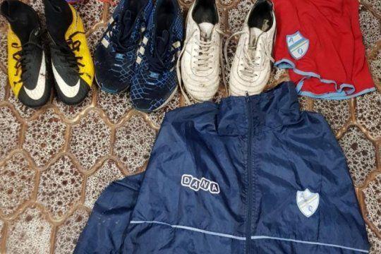 por robo al club argentino de quilmes hay dos detenidos y tres identificados