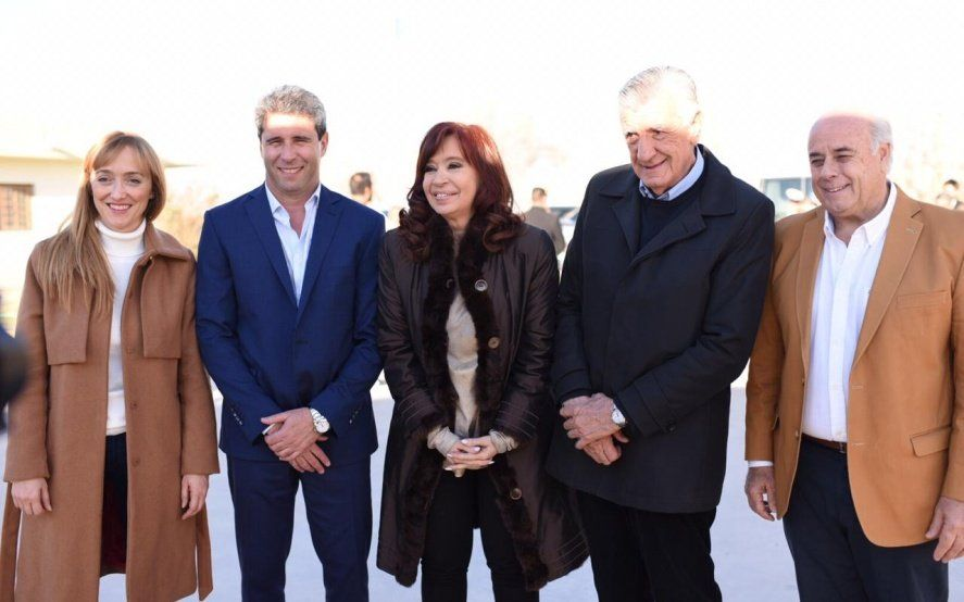 Seguí en vivo el acto en homenaje a Eva Perón de CFK en San Juan