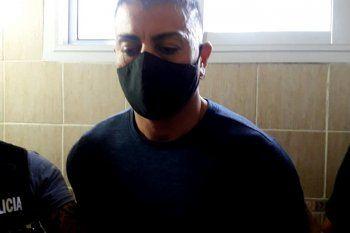 Samuel Moisés Llanos, de 40 años, el fisicoculturista detenido por el femicidio