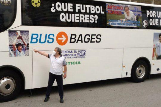 Antonio Torres quiere a Maradona en la Selección de España