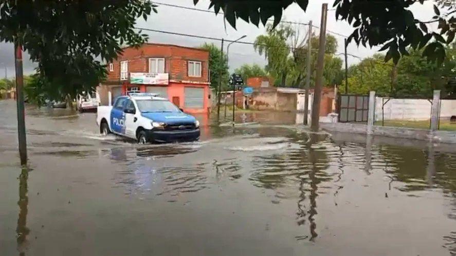 El tiempo mejoró en varias zonas afectadas por el temporal de ayer y ya no hay lluvias.