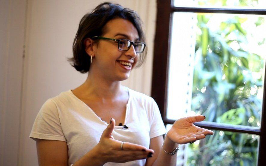Historias para ser contadas: Aradia cuenta cómo es emprender la transición hacia otro género a los 20 años