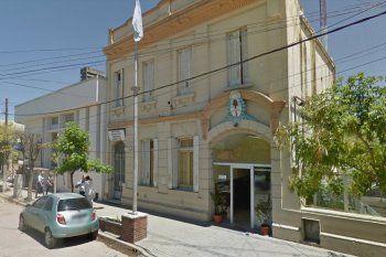 La misteriosa fuga ocurrió en esta comisaría de Cañuelas