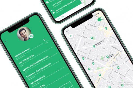 como funciona workon, la app para buscar y ofrecer trabajo en tiempo real