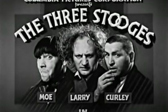 Este domingo vuelve a la Televisión abierta la serie Los Tres Chiflados