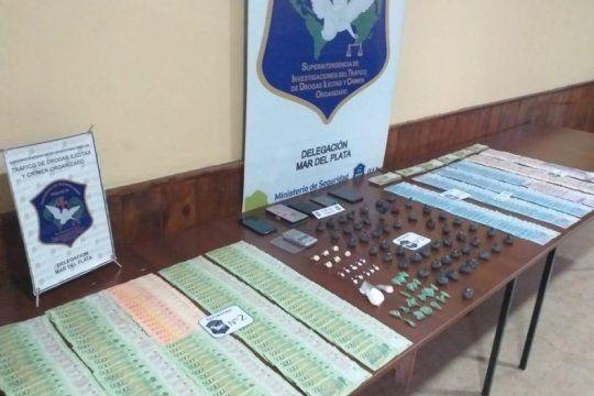 cayo organizacion narco integrada por travestis extranjeras que vendian cocaina en una zona roja