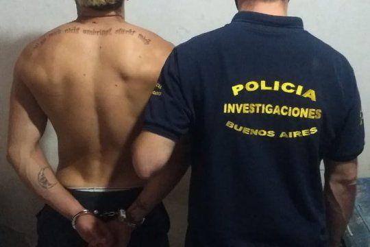 El caso sucedió el miércoles pasado y la detención fue el sábado en un allanamiento