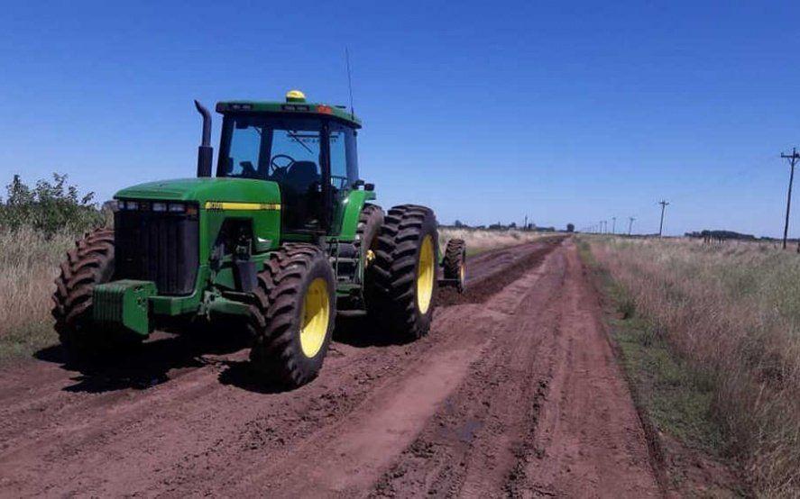 Los ruralistas bonaerenses presentarán un proyecto para mejorar el estado de los caminos rurales