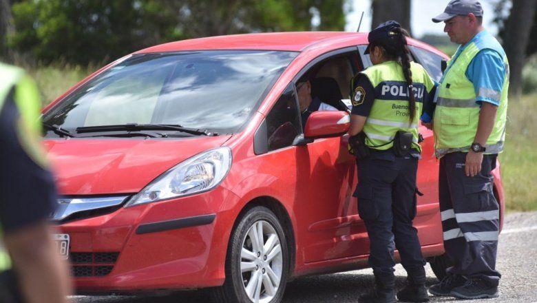 A partir de este lunes dejarán de haber controles en las rutas en los municipios bonaerenses de Junín