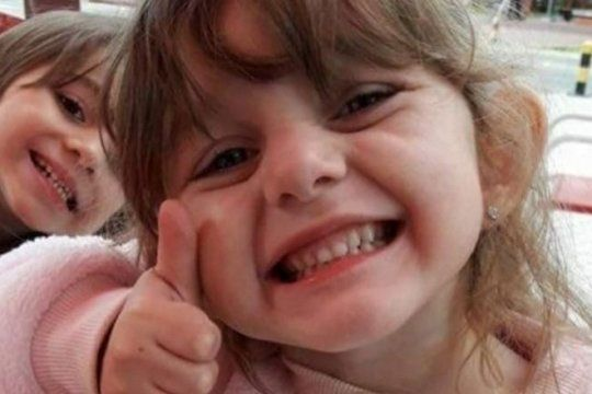 todos por agustina: le encontraron un tumor cerebral y su familia necesita ayuda para el tratamiento