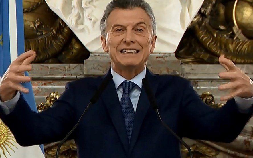 ¿No sabés como cortar una relación? Mirá el listado de frases de Macri acordes para el momento