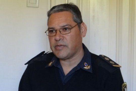 general lamadrid: detienen a cuatro policias acusados de extorsionar a transportistas
