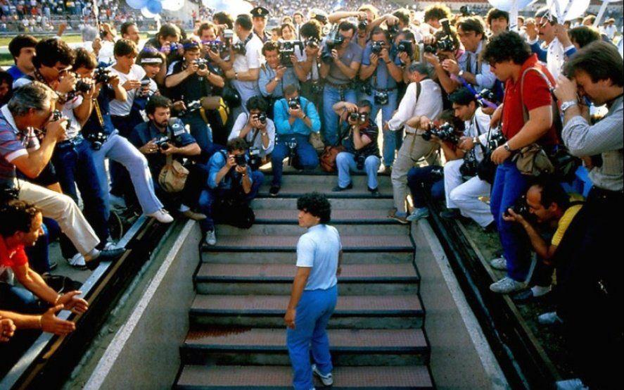 Mirá el tráiler del nuevo documental de Maradona repleto de imágenes inéditas