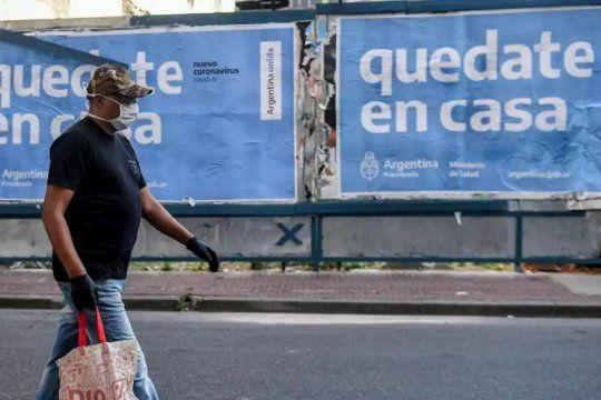 El cierre de fronteras es para paises limítrofes