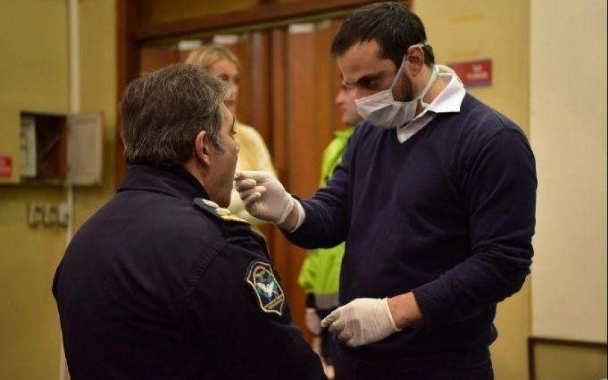 Alarmante: tres de cada cien policías salen a trabajar bajo los efectos de las drogas