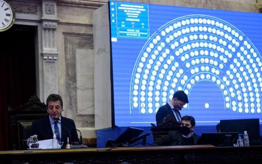 Diputados aprobó la emergencia de concursos preventivos y quiebras y debate la moratoria